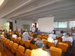 il pubblico dell'incontro sul bilancio partecipativo