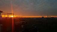29 - una bellissima alba sul parco