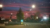 5 - tramonto anomalo